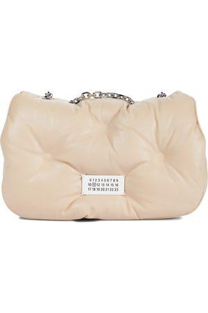 Maison Margiela Women Purses - Glam Slam Flap leather shoulder bag