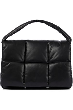 Stand Studio Wanda quilted faux leather clutch