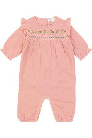 Louise Misha Baby Mariette cotton onesie