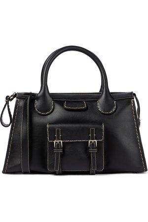 Chloé Women Purses - Edith Medium leather tote