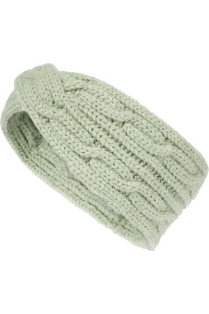 Louise Misha Kids Headbands - Paloma cable-knit headband
