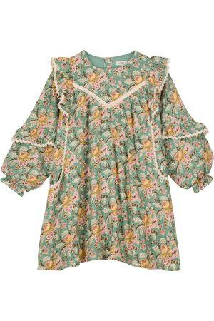 Louise Misha Lara cotton dress