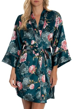 Jonquil Women's Darby Floral Satin Wrap