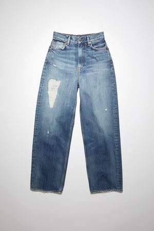 Acne Studios 1993 Mid Torn Relaxed fit jeans
