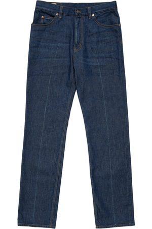 Gucci Eco Washed Organic Denim Pants