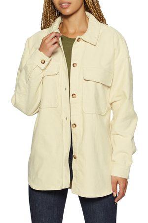 Dr Denim Women Shirts - Mona s Shirt - Off Cord