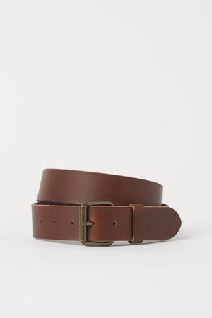 H&M Men Belts - Leather Belt