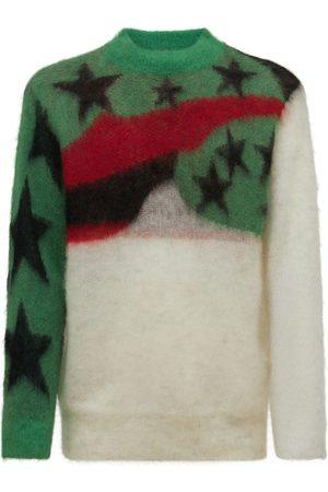 SAINT MICHAEL X Denim Tears Star Sweater
