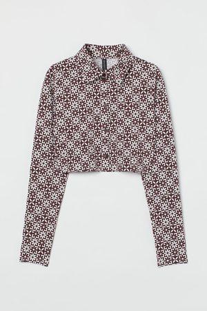 H&M Women Crop Tops - Crop Shirt