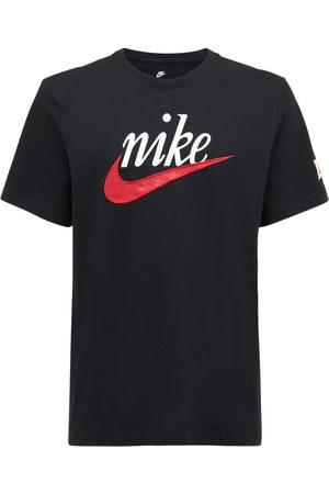 Nike Men T-shirts - Vintage Rewritten Swoosh 50 T-shirt