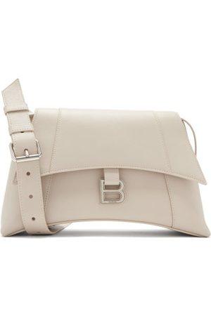 Balenciaga Women Purses - Hourglass S Leather Cross-body Bag - Womens
