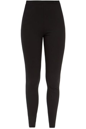 VALENTINO Women Leggings - High-rise Jersey Leggings - Womens