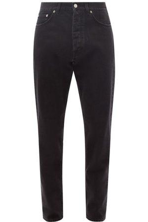 Sunflower Organic-cotton Straight-leg Jeans - Mens