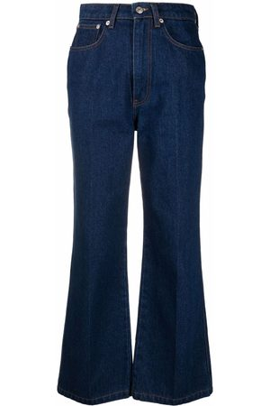 Nanushka Women Flares - Wide-leg flared jeans