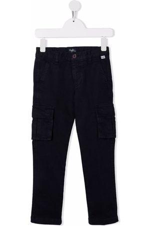 Il gufo Slim-cut cargo trousers