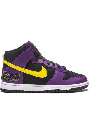 """Nike Men Sneakers - Dunk High sneakers """"Lakers"""""""