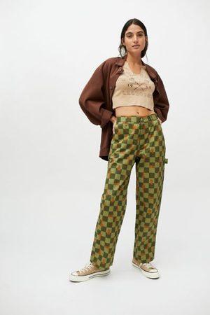 BDG Women Pants - Leila Carpenter Pant
