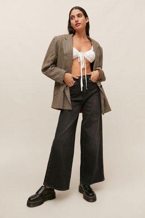 BDG Women Stretch - Comfort Stretch The A-Wide Jean