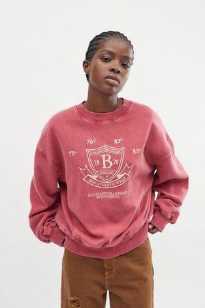BDG Women Sweatshirts - Wilder Crew Neck Sweatshirt