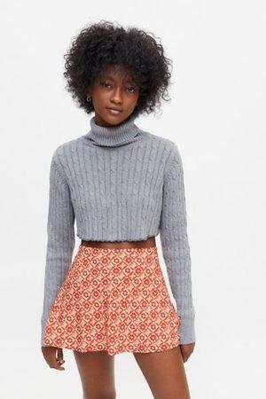 Urban Outfitters Women Mini Skirts - UO Violetta Mini Slip Skirt
