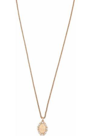 Dolce & Gabbana Men Necklaces - Devotion pendant necklace