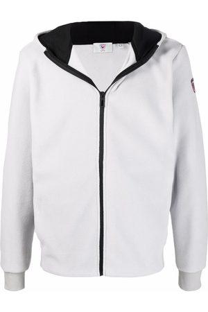 Rossignol Zip front fleece hoodie - Grey