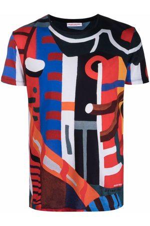 Orlebar Brown T-shirts - Graphic-print cotton T-shirt