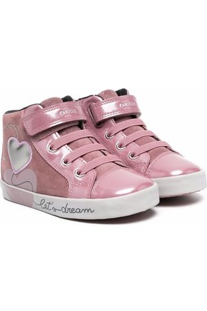 Geox Girls Sneakers - Lace-up ankle sneakers