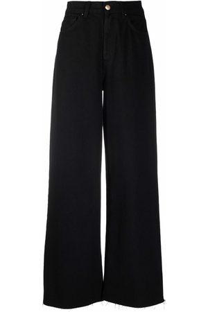 L'Autre Chose Women Wide Leg - Wide-leg jeans