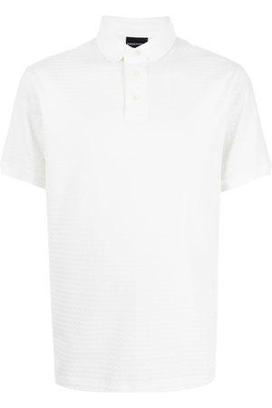 Emporio Armani Men Polo Shirts - Short-sleeve polo top