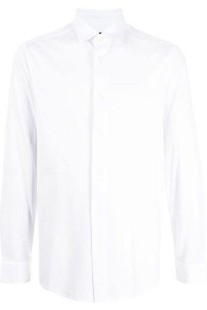 Emporio Armani Men Long sleeves - Jersey long-sleeve shirt