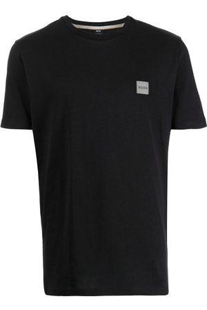 HUGO BOSS Men T-shirts - Logo patch T-shirt