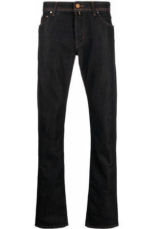 Jacob Cohen Men Straight - Mid-rise straight-leg jeans