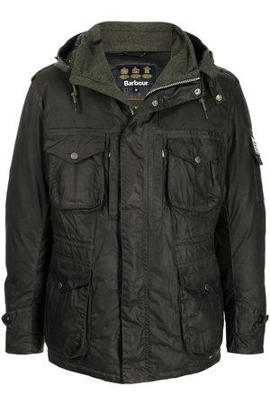 Barbour Canna wax jacket