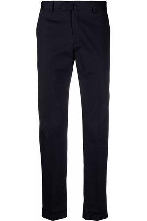 BRIGLIA Slim-fit tailored trousers