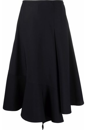 Colville Women Midi Skirts - Asymmetric-hem midi skirt