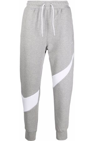 Nike Men Sweatpants - Big Swoosh jogging pants - Grey