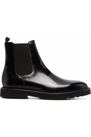 Paul Smith Men Ankle Boots - Patent-leather ankle boots