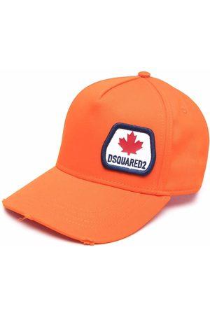 Dsquared2 Maple logo- patch cap