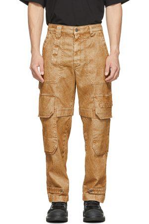 Diesel Men Jeans - Brown JoggJean D-Multy Jeans