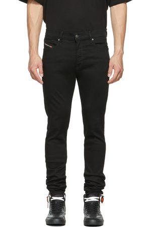 Diesel Men Jeans - Black D-Istort Jeans