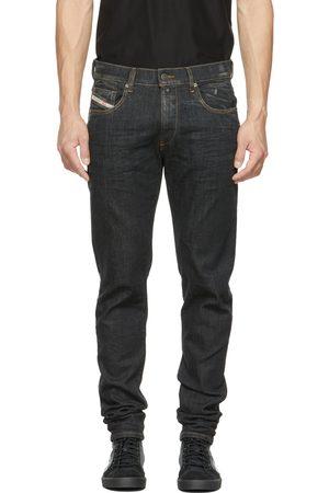 Diesel Men Jeans - Black Faded D-Strukt Jeans