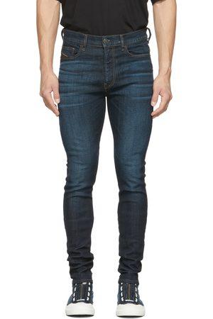 Diesel Men Jeans - Blue D-Amny Jeans