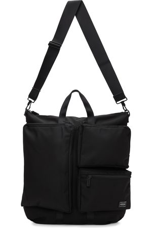 Comme des Garçons Men Luggage - Porter Edition Nylon Multi-Way Messenger Bag