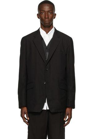 Comme des Garçons Men Blazers - Wool Gabardine Blazer
