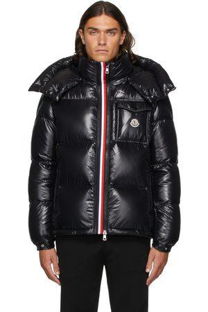 Moncler Men Jackets - Black Down Montbeliard Jacket