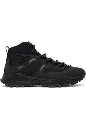 Moncler Men Boots - Black Landscore Boots