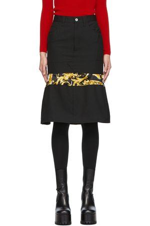 JUNYA WATANABE Women Scarves - Versace Edition Tiered Scarf Skirt