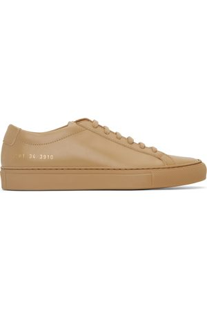 COMMON PROJECTS Women Sneakers - Taupe Original Achilles Low Sneakers