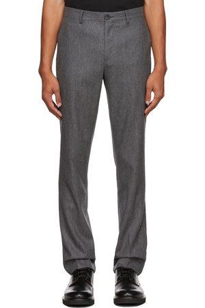 Paul Smith Men Chinos - Grey Chino Trousers
